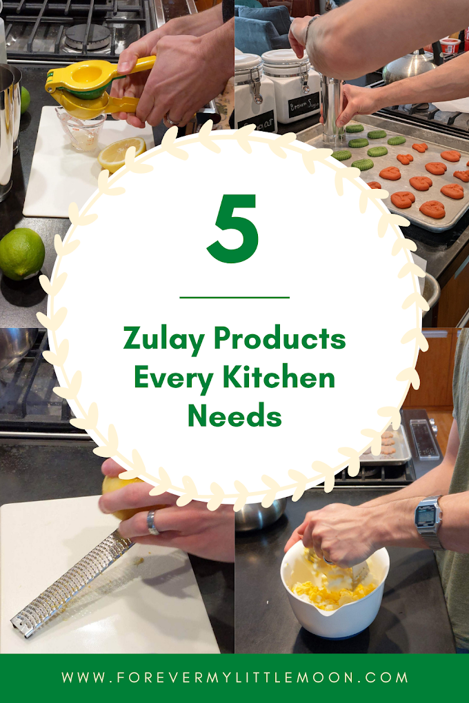5 Zulay Products Every Kitchen Needs