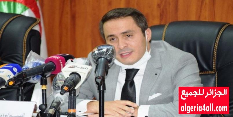 وزير الرياضة,وزير الرياضة: أتواصل مع مخلوفي باستمرار وأسهر شخصيا على ظروف إقامته.