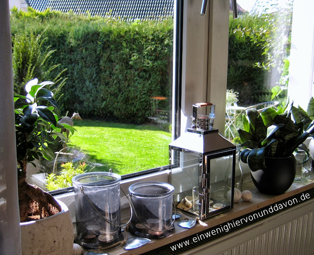 dekoration herbstdeko sonnenschein. Black Bedroom Furniture Sets. Home Design Ideas