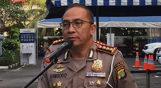 Balap mobil liar di Senayan, 11 mobil ditilang