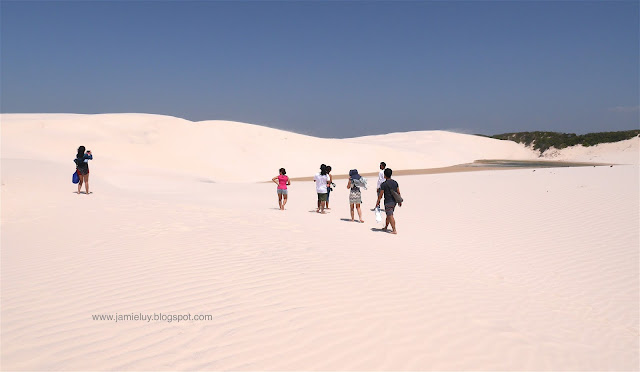 Lencois Maranhenses in October