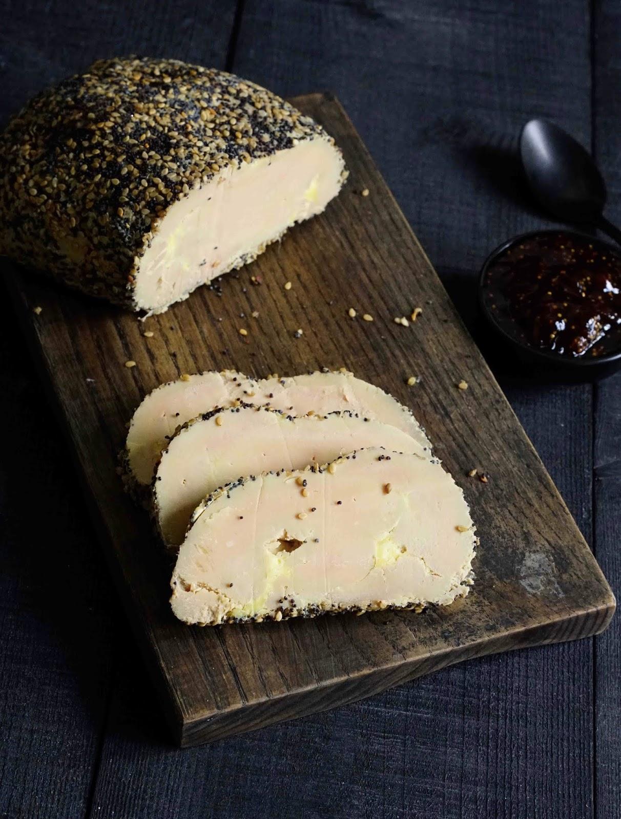 recette facile à faire pour le foie gras , greg Marchand