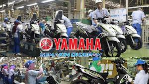 LOWONGAN KERJA LULUSAN SMA/SMK SEDERAJAT PT. YAMAHA INDONESIA MOTOR Mfg, JOBS: OPERATOR MANUFACTURING, FRONTLINER
