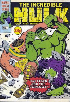 Hulk Pocket Book #7, Hercules