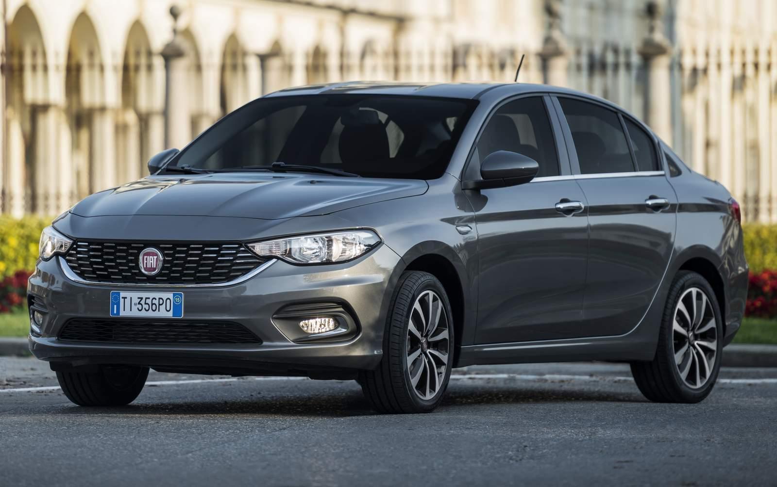 Novo Fiat Linea 2018