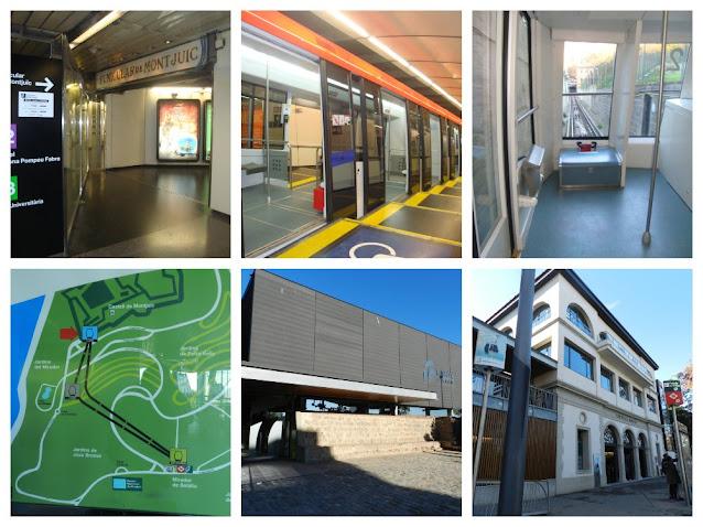 Teleférico de Montjuïc - Barcelona