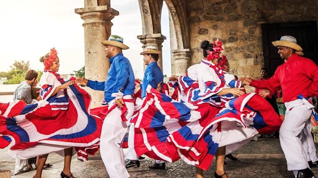 De igual forma, es aquí donde cada julio se celebra el Festivaldel Merengue