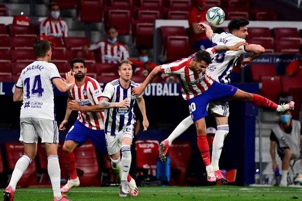 نتيجة و ملخص مباراة اتلتيكو مدريد وريال مايوركا اليوم بتاريخ 03-07-2020 في الدوري الاسباني
