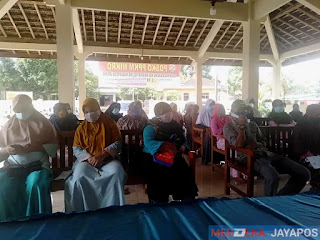 Babinsa Ikut Serta Dalam Rapat Penjelasan Penerima PKH