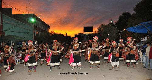 Se perfila el Carnaval de Invierno Andino entre Villazón y La Quiaca
