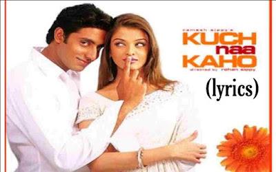 Kuch na kaho with lyrics - kumar sanu
