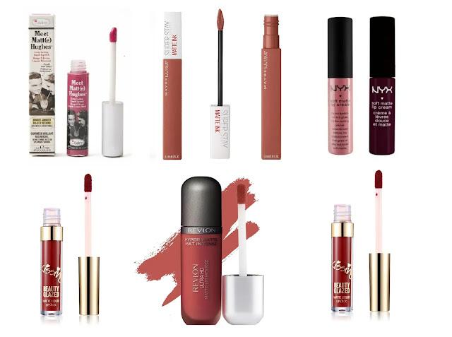 The 10 Best Matte Liquid Lipsticks Review