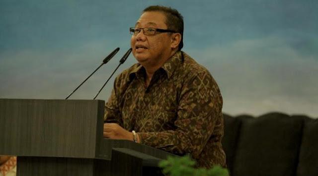 Menteri Jokowi Kumpul Bahas Kredit Usaha Rakyat