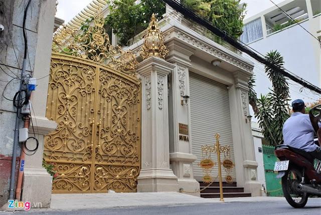 Khách sạn, cao ốc vi phạm liên quan đến ông Đoàn Ngọc Hải