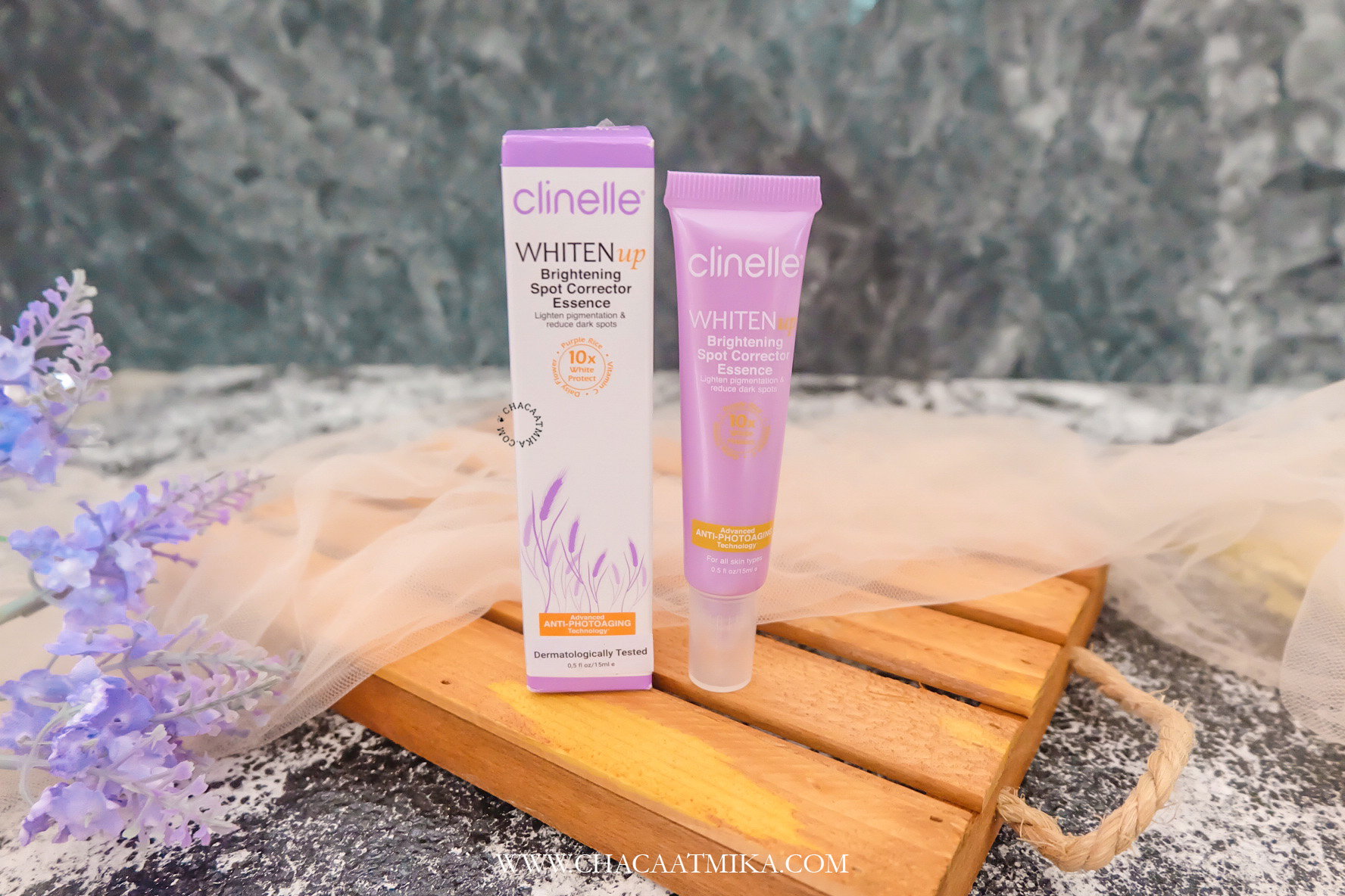 Review Clinelle WhitenUp Brightening Spot Corrector Essence