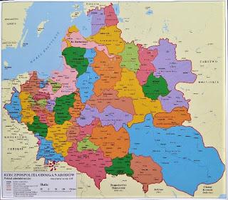 Rzeczpospolita Obojga Narodów – stan prawny na rok 1619
