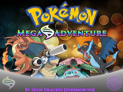 Pokemon Mega Adventure RPG Maker XP Download