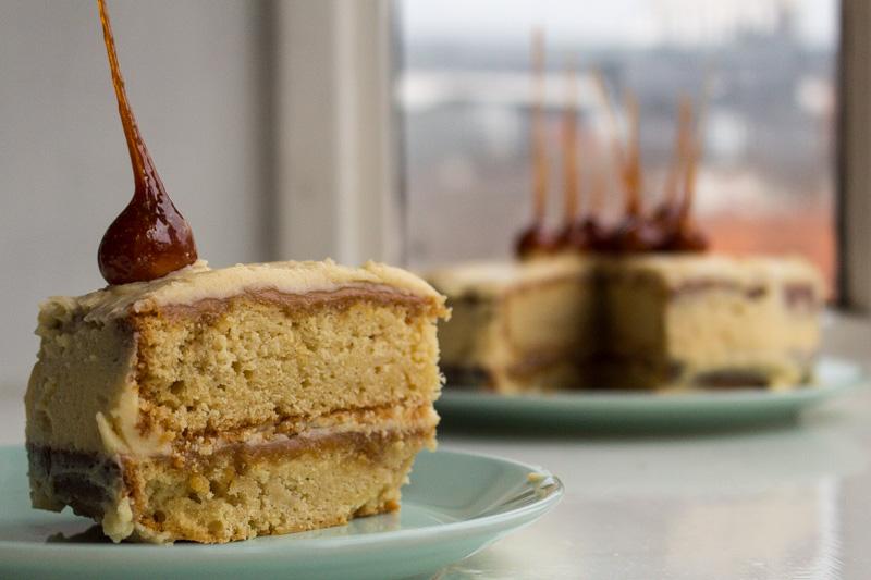 Salted Caramel Mud Cake Svelte Salivations