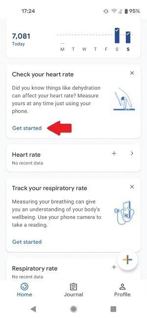 كيف تحقق نبض البكسل الخاص بك تحقق من معدل ضربات القلب
