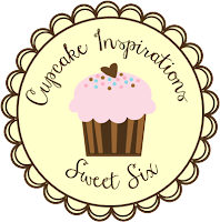 Sweet Six at Cupcake Inspiration #326 (Sept. 13, 2015)