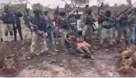 Video: Cárteles Unidos también puede; así demuestra su poderío al levantar e interrogar Sicarios del CJNG y le envían mensaje a El Mencho