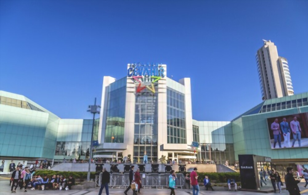 biggest mall in africa