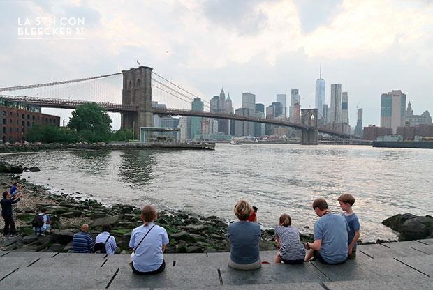 Puente de Brooklyn las mejores vistas