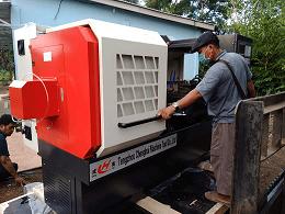 Jasa Import Mesin Bubut-Biaya Jasa Pengiriman Barang Mesin  CNC Lathe CK 3166 Shanghai China Ke Jakarta