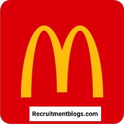 Logistics Specialist At McDonald's