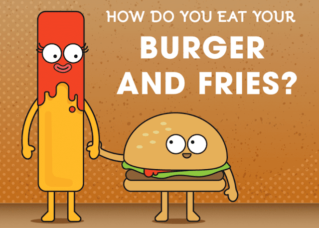 How Do You Like Your Burger and Fries?