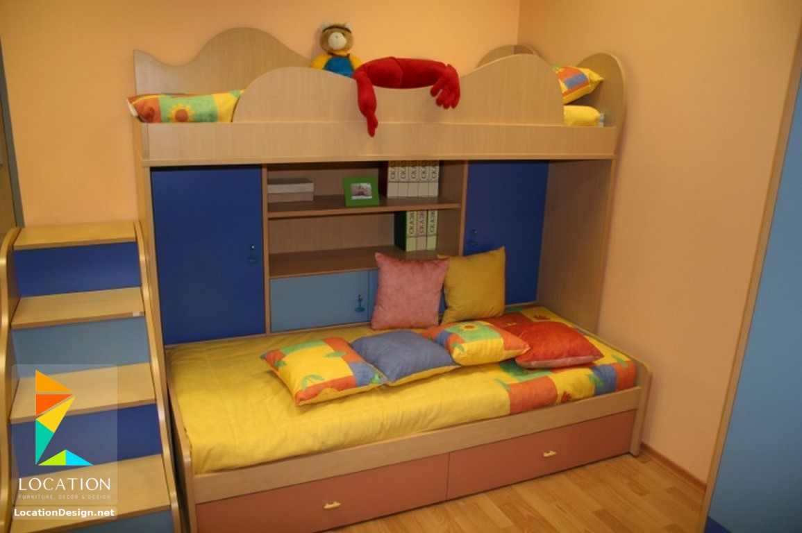 2018 - Small space kids room decoration ...