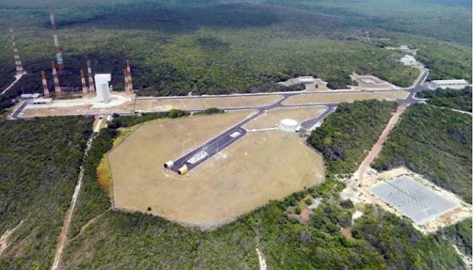 Brasil e Estados Unidos fecham acordo sobre base de Alcântara....