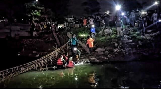 Korban Kedua Tenggelam Banjir di Kali Serua Ditemukan