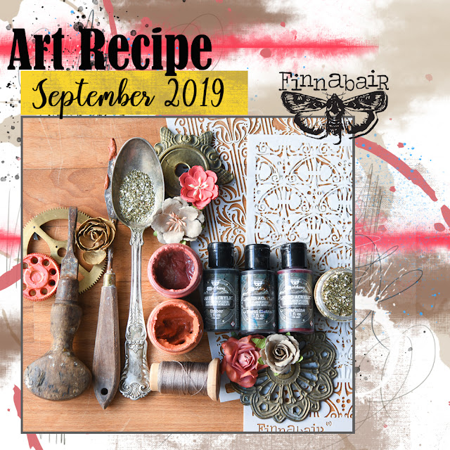 Art Recipe - September 2019