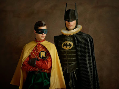 Super heroes de epoca antigua
