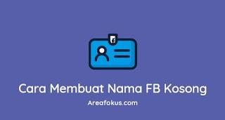 Nama FB Kosong