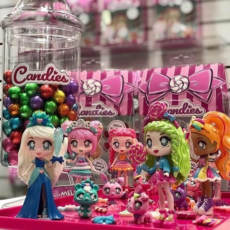 Куклы модницы Candies новые игрушки 2020 года