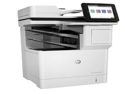 Image HP LaserJet MFP E62575 Printer Driver