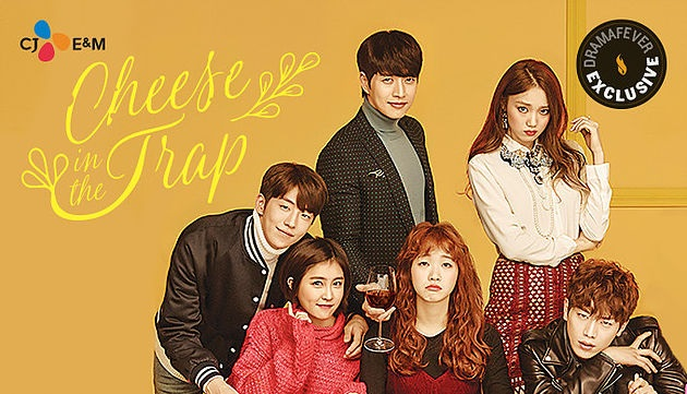 resenha do k-drama cheese in the trap