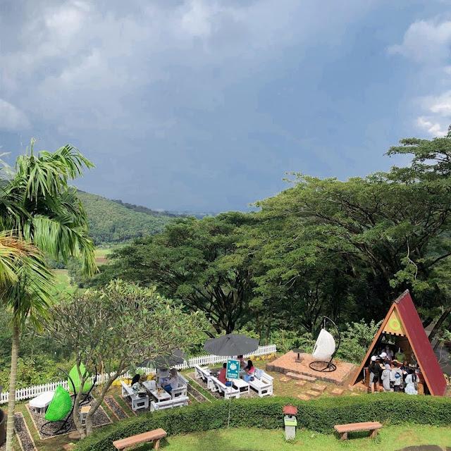 Tempat Nongkrong Hits di Trawas Mojokerto