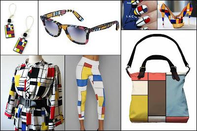 Resimden Sinemaya, Sinemadan Modaya: Piet Mondrian