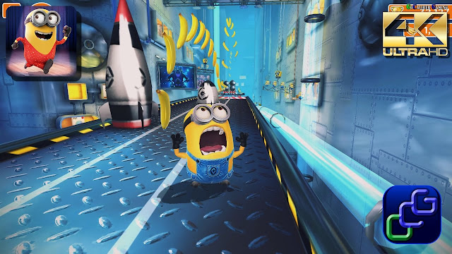 Download Minion Rush: Despicable Me Mod APK cho Android