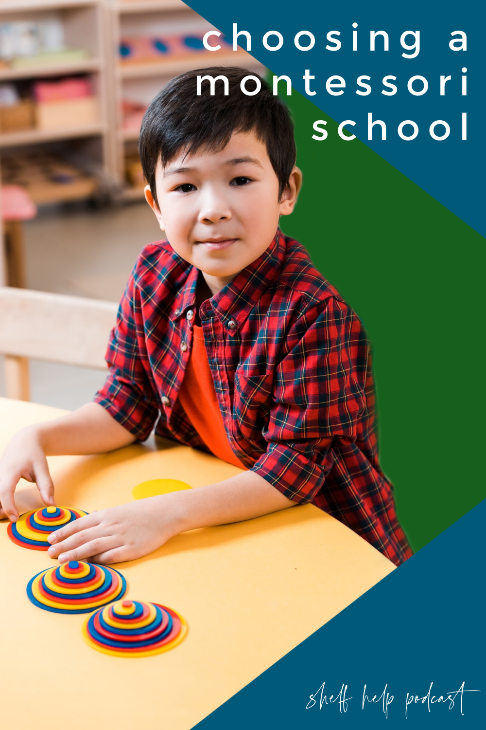 In this Montessori parenting podcast, we give tips on how to choose the best Montessori school for your family including private vs. public options.
