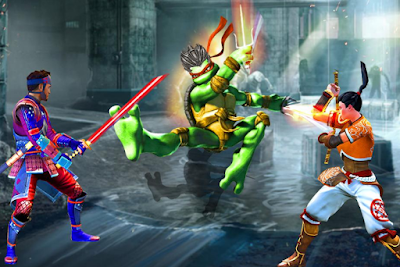 Top 5 best Ninja Turtles Games ANDROID and iOS 2020 | Action | Combat | Arcade