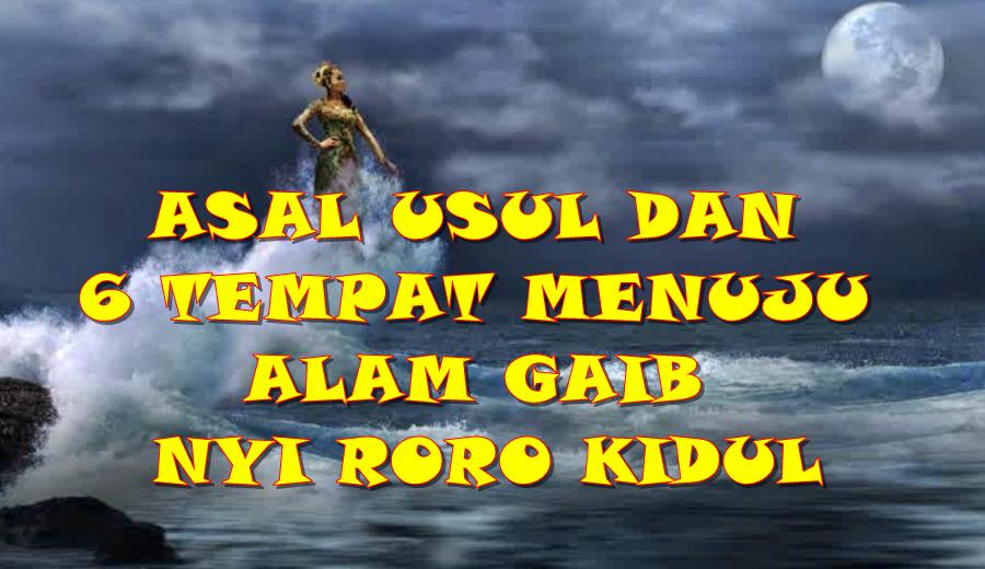 Legenda Nyi Roro Kidul 31034 | HOMEUP