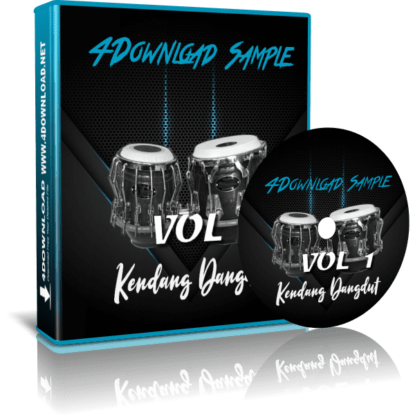 4Download Sample - Kendang Dangdut volume 1
