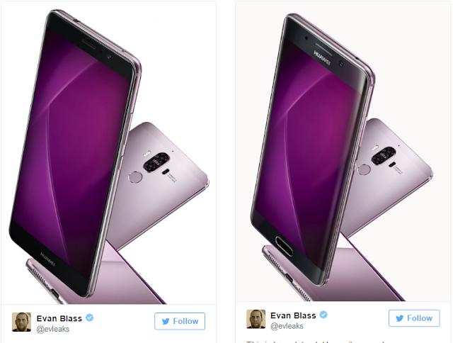 Penampakan raja baru Android, Huawei Mate 9