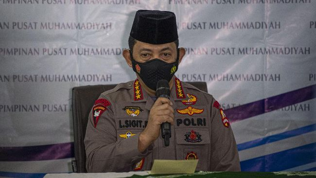Sowan ke Rabithah Awaliyah Markas Para Habib Indonesia, Kapolri Titip Pesan ke Habib Soal Ini