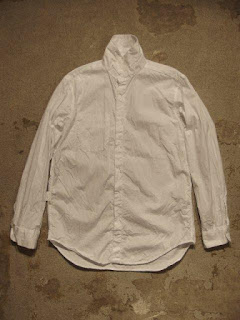 Engineered Garments Short Collar Shirt