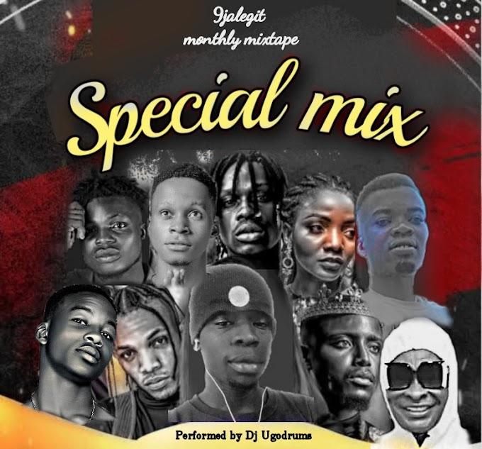Download mixtape : Dj Ugodrums legendery
